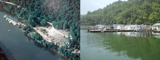 Horseshoe Bend Marina & Campground